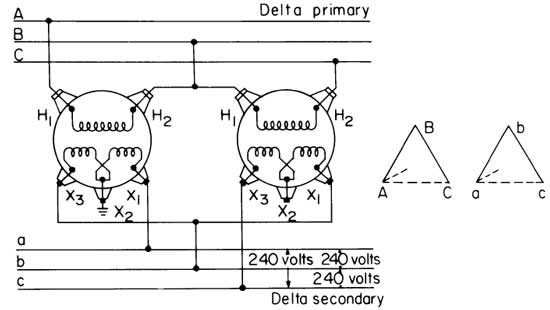 480 to 2 30 3 phase transformer wiring delta 1 ferienwohnung3 phase transformer wiring diagram wiring schematic diagram rh 168 twizer co